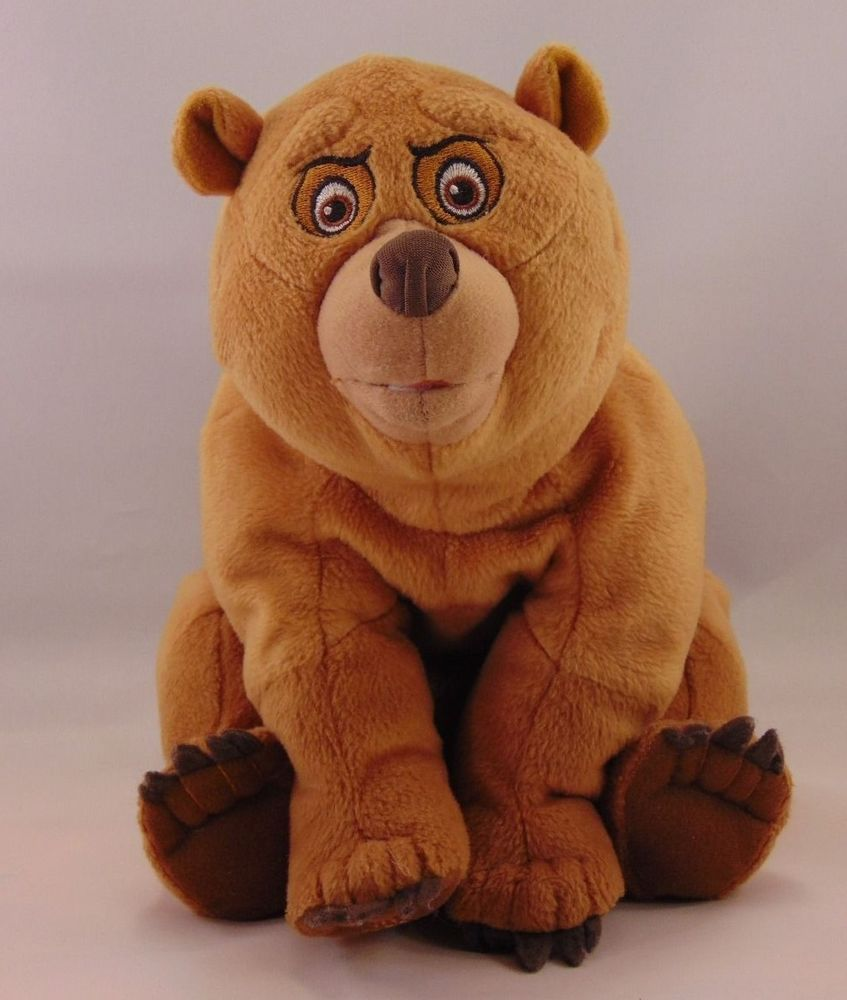 kenai from brother bear disney 12 plush stuffed animal peluche pinterest. Black Bedroom Furniture Sets. Home Design Ideas