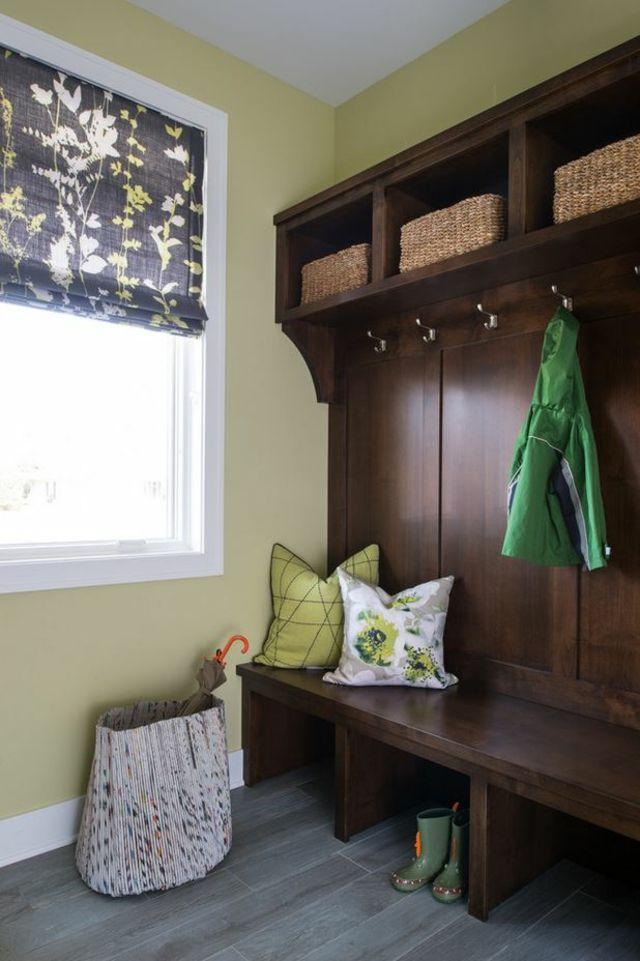 15 façons d\u0027aménager son entrée de maison Hall - amenager une entree de maison