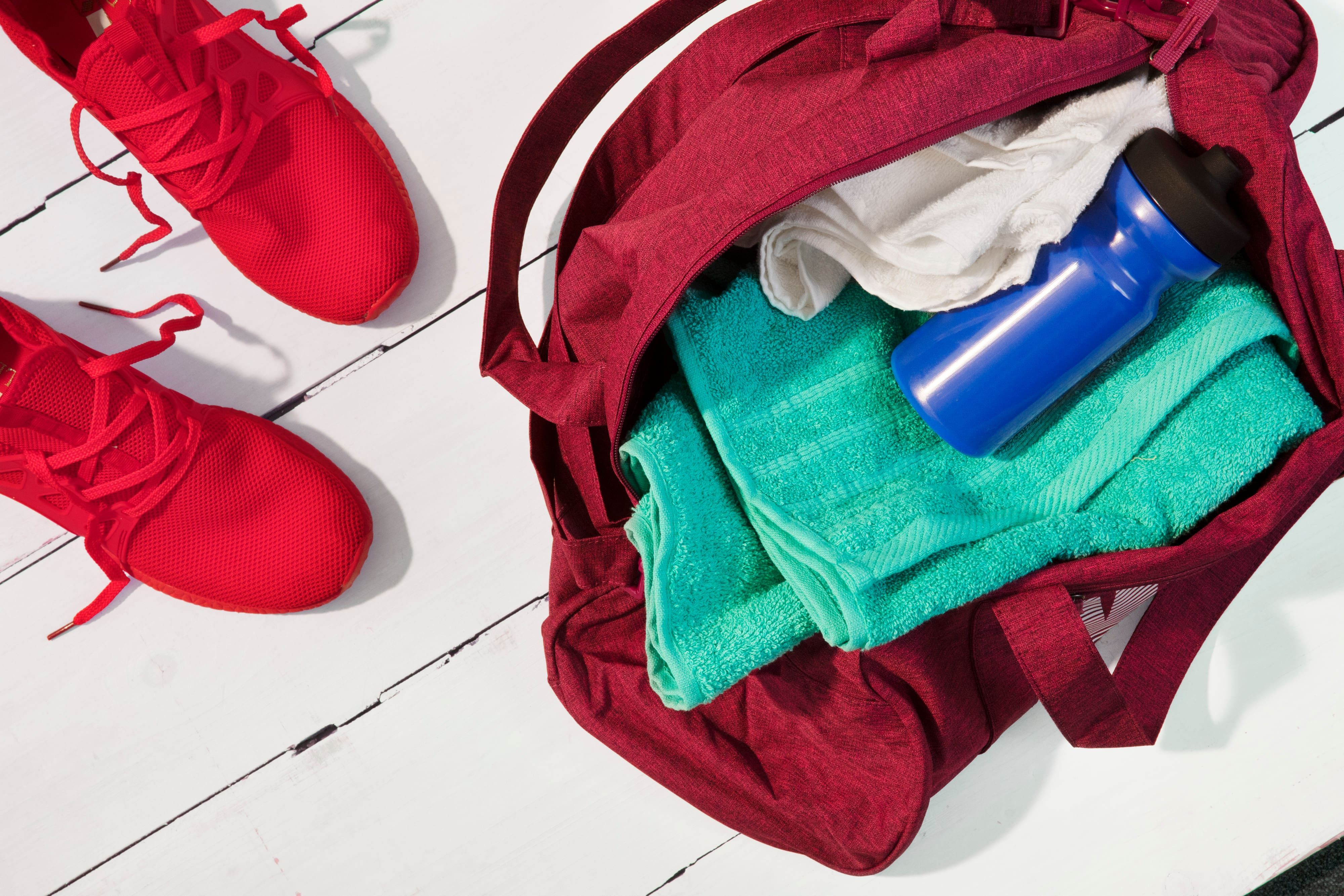 Cleaning gym clothes how to keep sportswear clean fresh