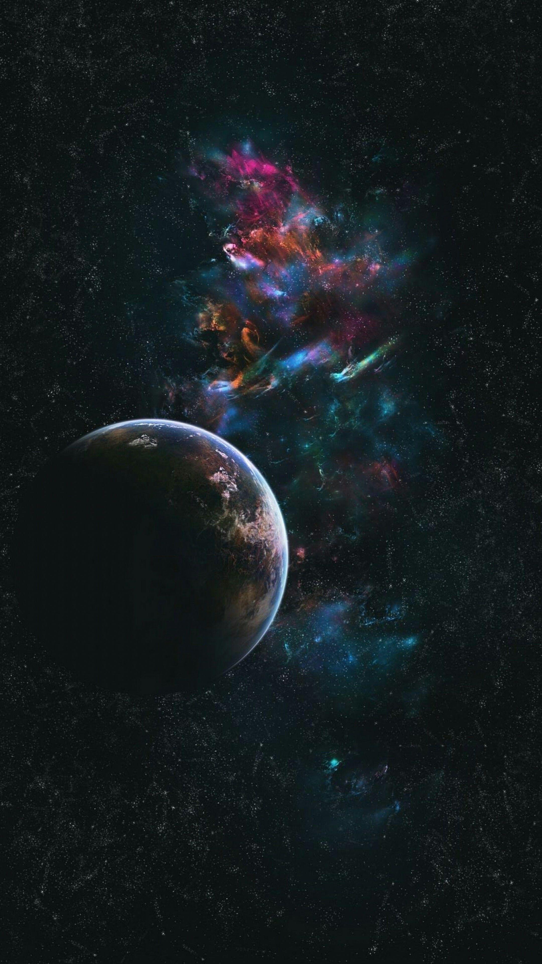 Galaxy Wallpaper Moving