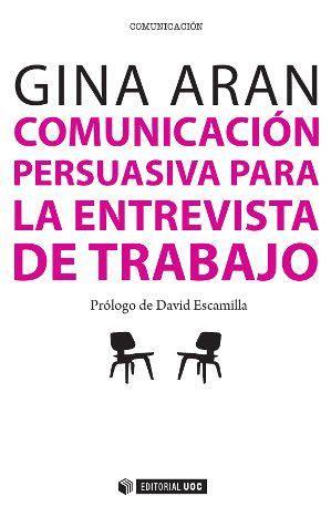 El 25 febrero a las 20h Gina Aran @ginaaran presenta en #Girona su #Libro COMUNICACIÓN PERSUASIVA PARA LA #ENTREVISTA DE #TRABAJO Muchos éxitos con tu libro Gina!!! ;-) @LLIBRERIA22 @EditorialUOC @Escamilla_David #Empleo #RRHH  #Empleo #RRHH #Ocupacio #EntrevistaDeTrabajo #Entrevista #EntrevistaDeSeleccion #RecursosHumanos #Libros #Feina #Treball #Gerona #CPPLEDT