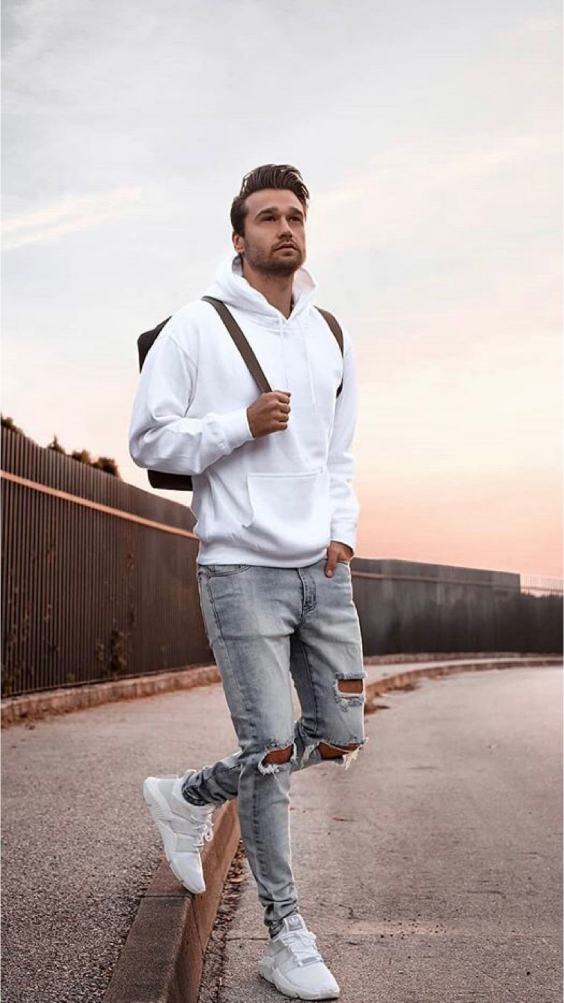 17 Cool street style outfits! | Moda masculina, Looks