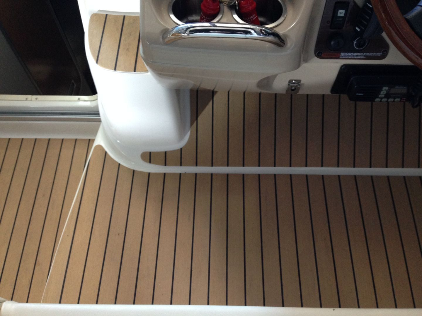 Anti slip pvc panel for boats distributor inexpensive yacht synthetic teak deck anti slip deckboataccessories