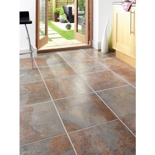 Cavan Slate Effect Porcelain Tile Porcelain Floor Tiles Floor Tiles Tiles Amp Flooring