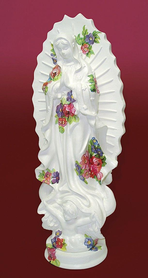 Nossa Senhora Guadalupe - by Márcia Mosca Santos