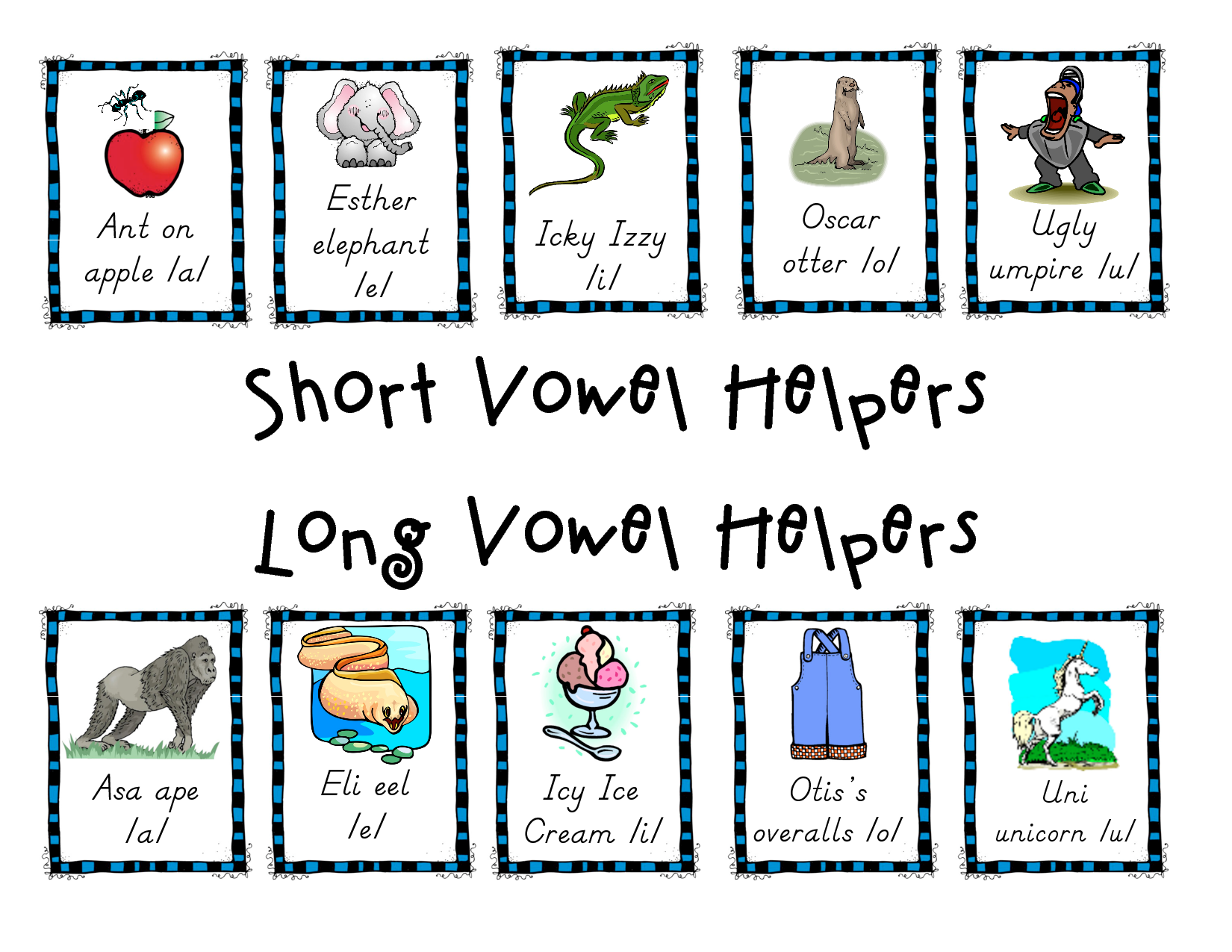 worksheet Short And Long Vowels Worksheets 10 images about short and long vowels in songs books on pinterest children book reports graphic organizers