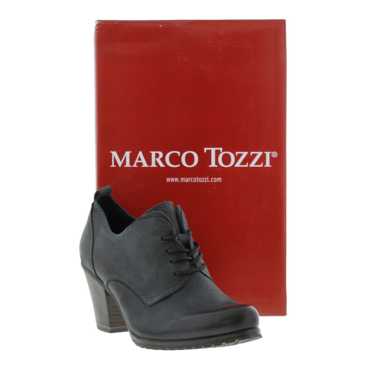 73a43fc4cc78 Marco Tozzi Boots, Shoes, Womens 23306 Navy Antic - £49.99   New ...