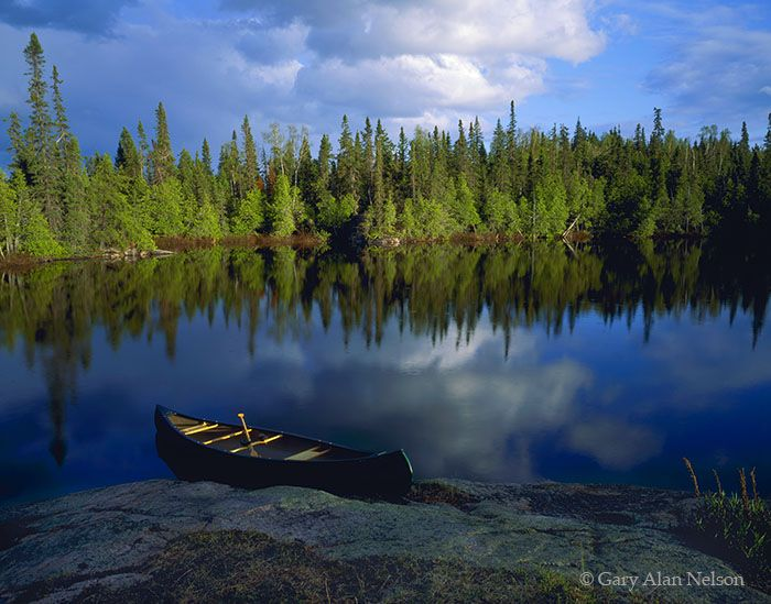boundary waters canoe area | Thunderstorm over Seagull Lake : Boundary Waters Canoe Area Wilderness ...