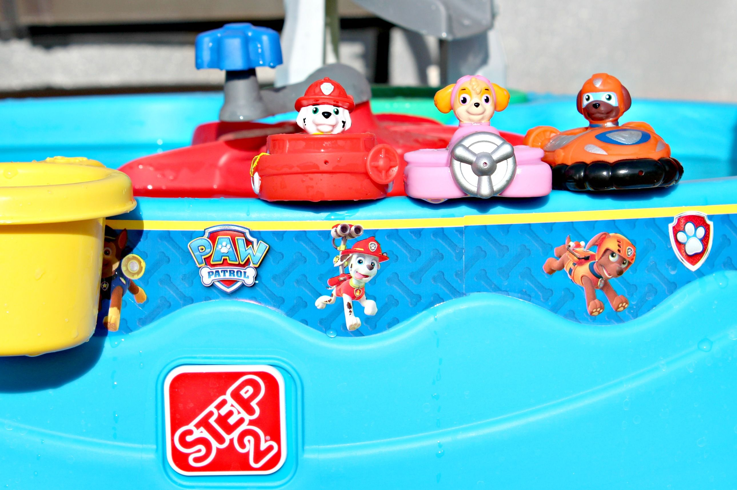 7 Summer-Fun Paw Patrol Activities {+ Step2 Paw Patrol ...
