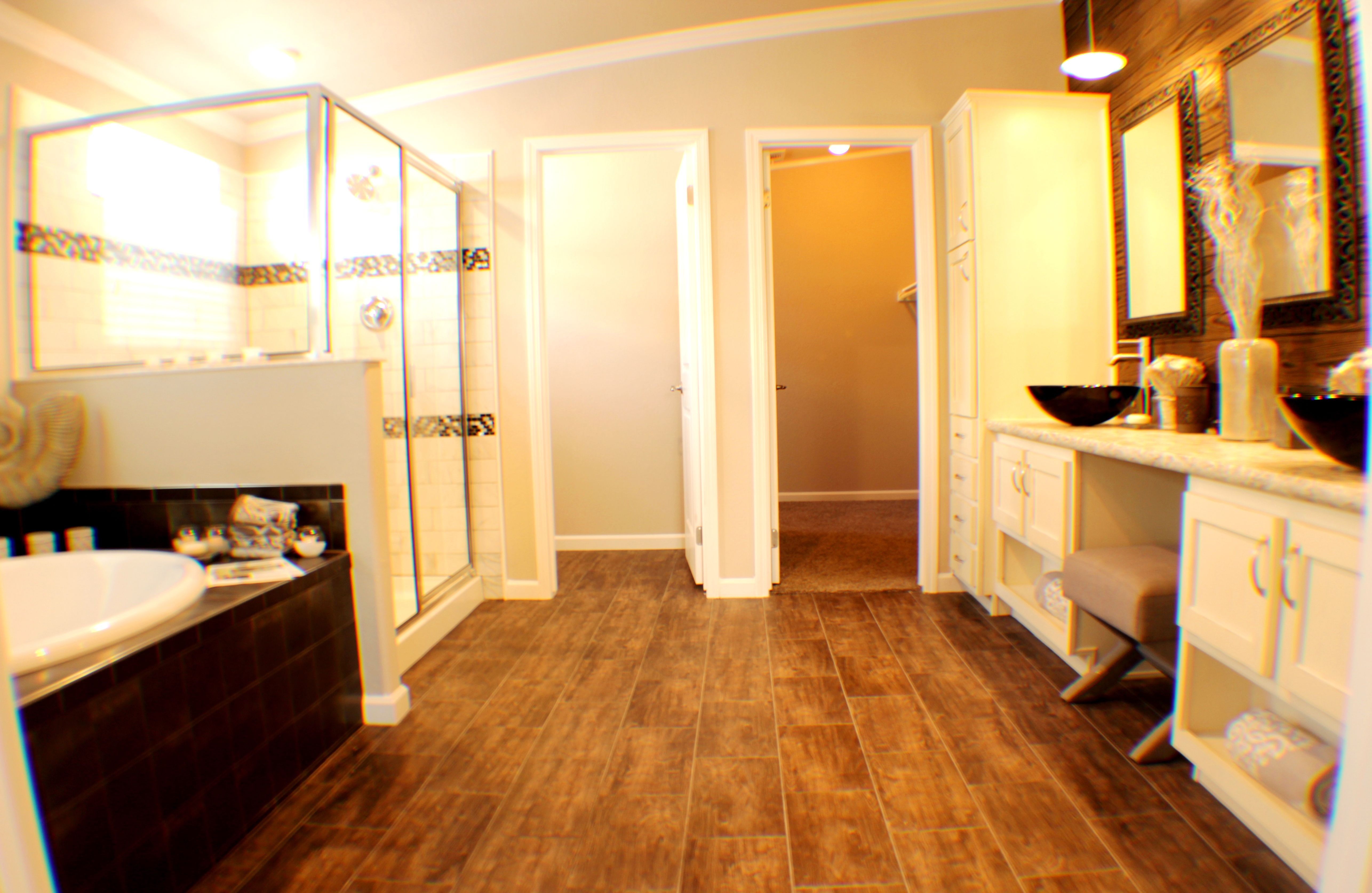 Serenity Spa Baths, Quality Low Priced Modular Homes & Mobile Homes ...