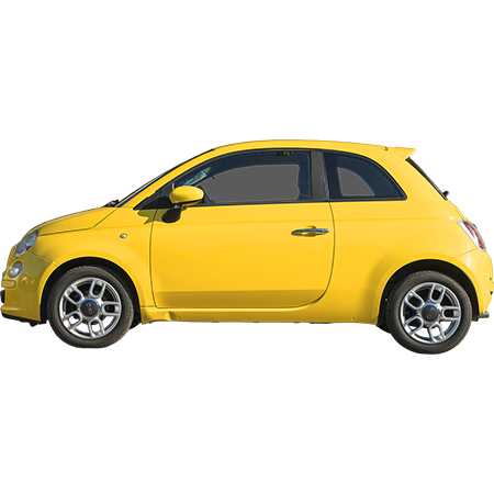 Yellow Car Png Clipart