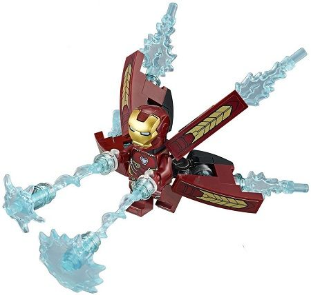 Iron Man Thanos Ultimate Battle Set Lego Avengers Infinity War Minifigures