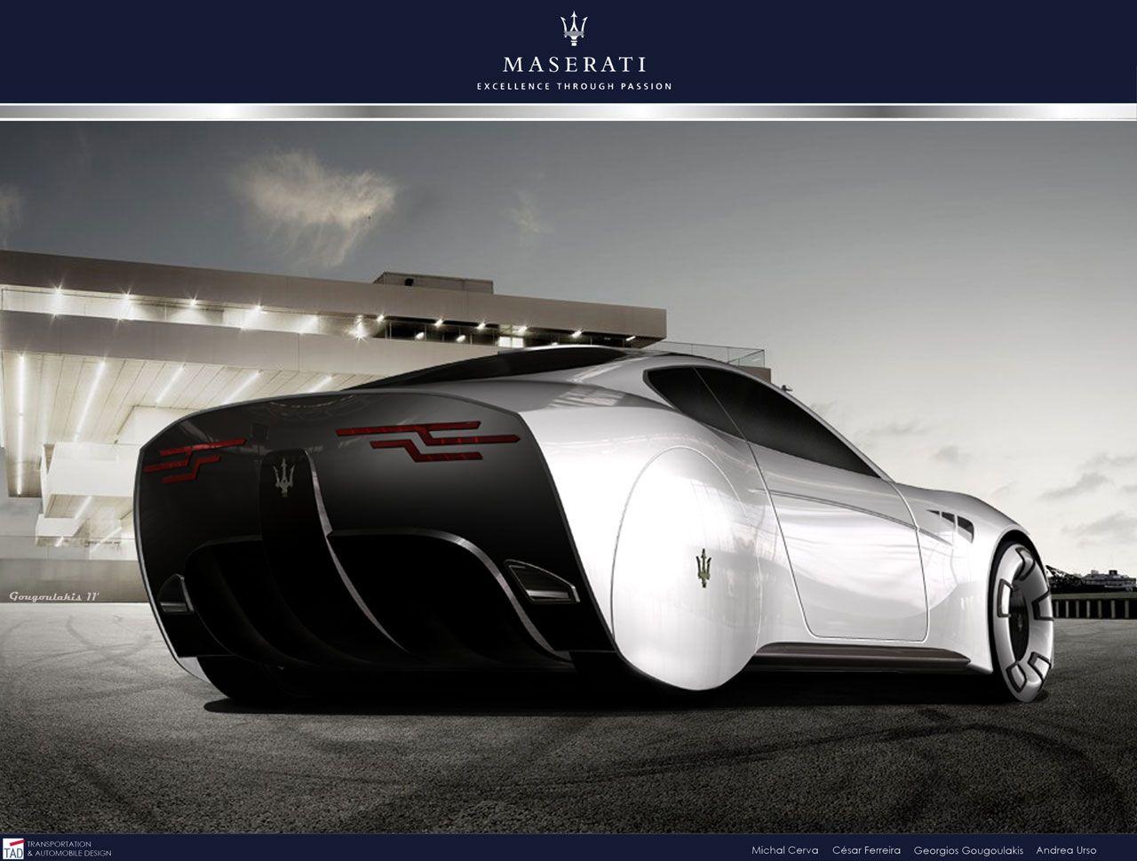 Maserati Granturismo Concept 2020 04 Go Ride It Maserati
