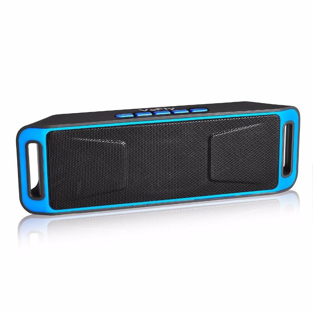 Wireless 4 2 Bluetooth Speaker Column Stereo Subwoofer Usb Speakers Computer Tf Built In Mic Bass Mp3 Player Sound Box Wireless Speakers Bluetooth Usb Speakers Speaker