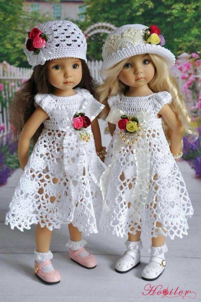 orgu-toy-baby-dresses- (81) - Úžasná hobby stránka #dolldresspatterns