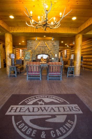 Headwaters Lodge U0026 Cabins At Flagg Ranch   In Between Grand Teton And  Yellowstone National Parks   Log Cabin With Patio And Private Bath   Summer  Vacation ...