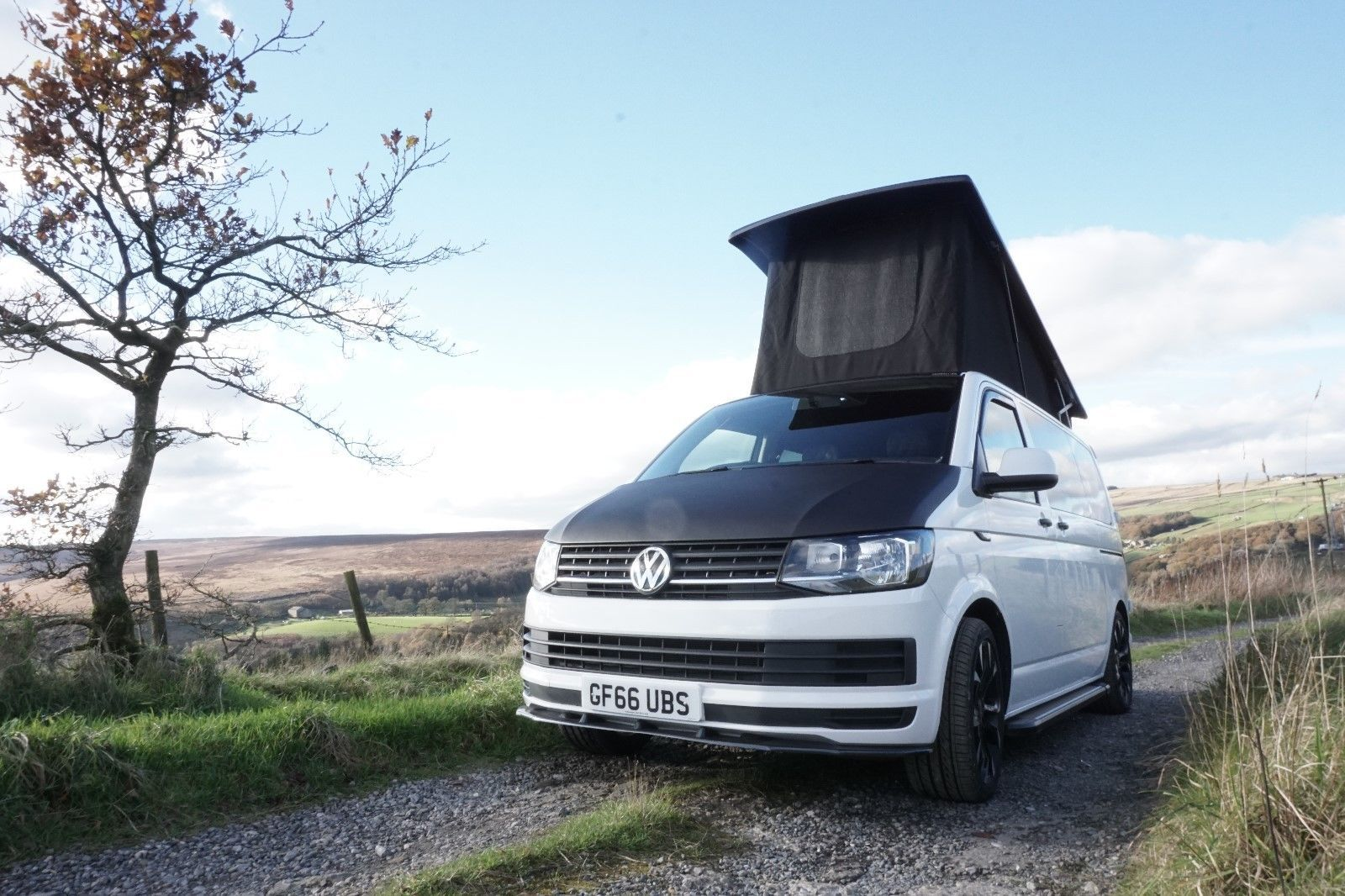 66 reg 2016 volkswagen transporter t6 2 0 tdi 102bhp camper van 4 rh pinterest com