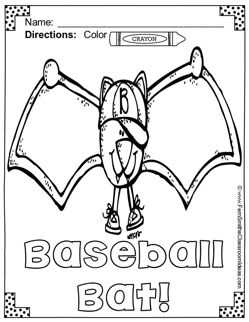Spider And Bat Fun Color For Printable Coloring Pages TPT Paid