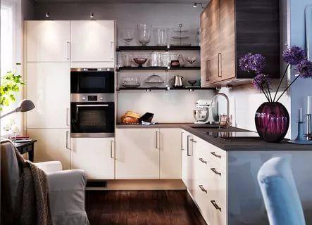 33 Attractive Small Kitchen Design Ideas 2018 (Budget Kitchen