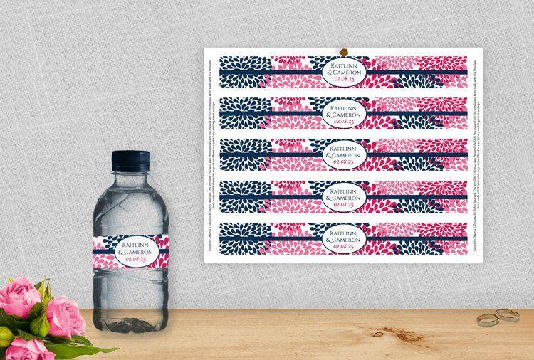 28 avery water bottle labels template in 2020 water