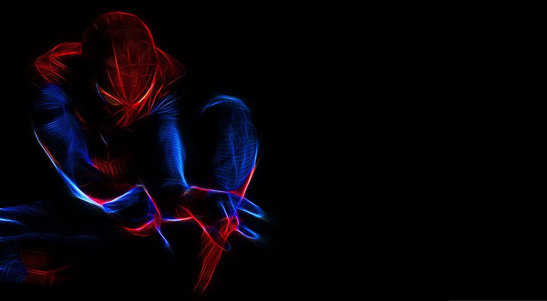 3D Spiderman Hd Background Wallpaper 28