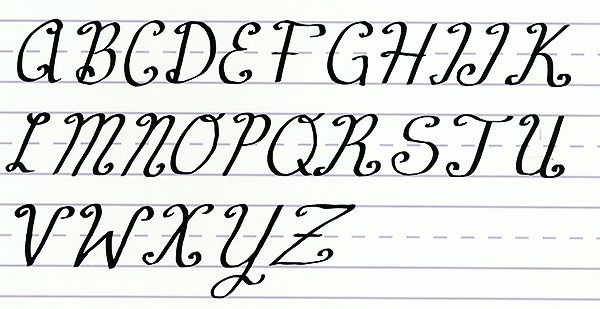 Mastering Calligraphy: Making Your Own Font
