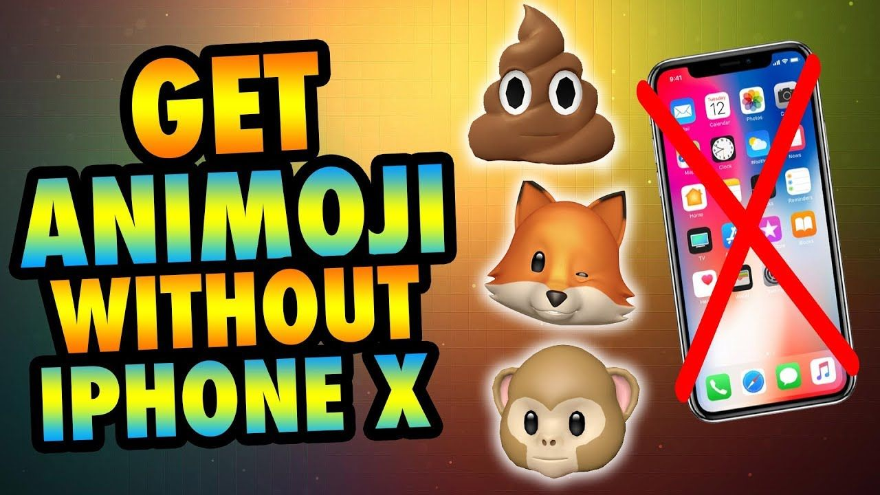 How to use Animoji on iPhone 7 (2017). Most people know