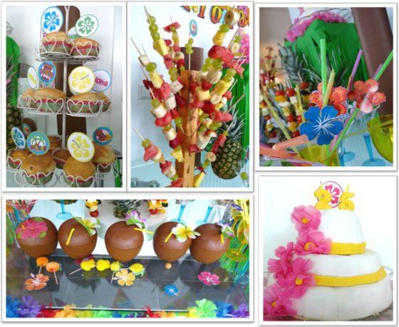25th birthday Luau Hawaiian Party | Hawaii Party | Luau