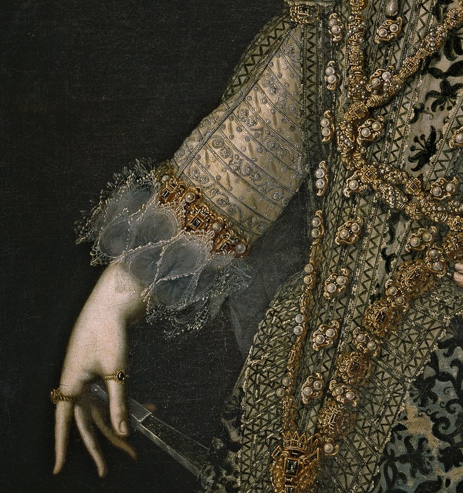 nataliakoptseva: Anónimo - Isabel de Borbón,...detail