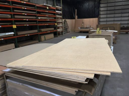 1 2 Pluma Ply Plywood Hdf Face With Poplar Core 42 52 Sheet 11 95 Sheet Off Lumber Great Deals Wood