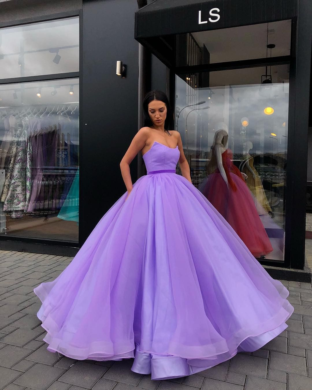Pin by k on dresses pinterest prom gowns and formal