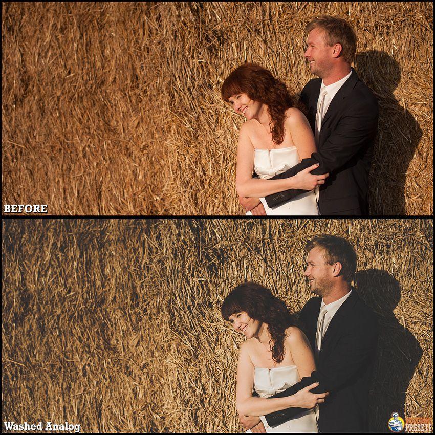 Nice presets for weddings - Analog Story Lightroom 4 Presets
