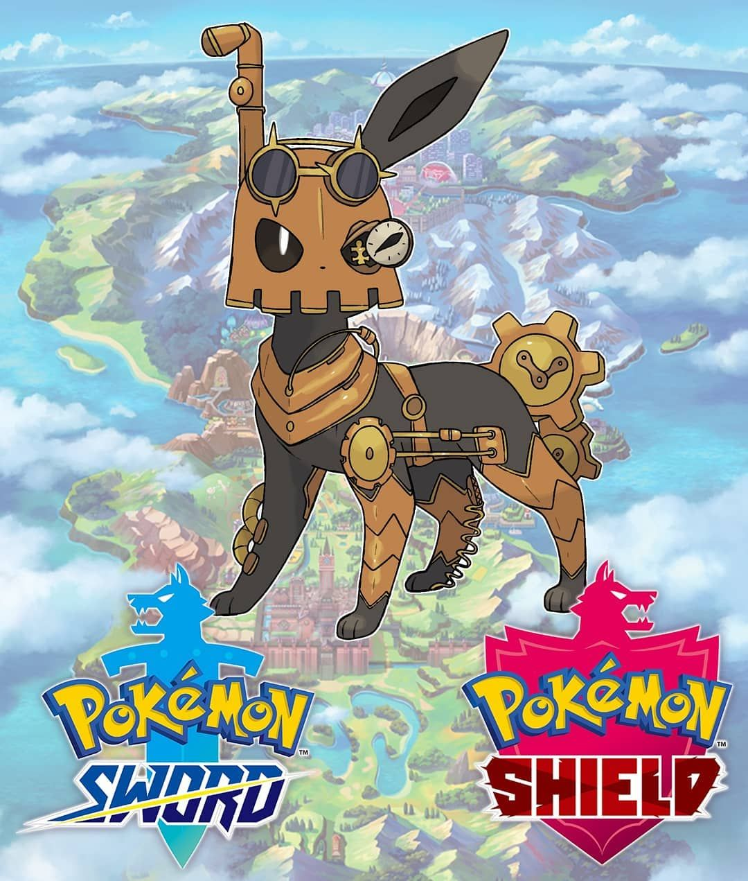How To Get All The Eeveelutions In Pokemon Shield