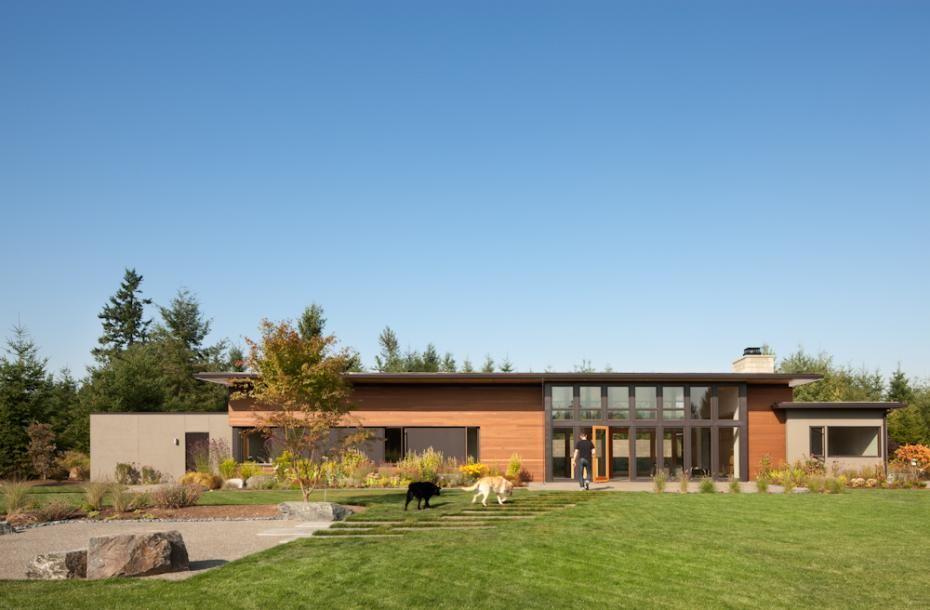Coates Design Architecture - Bainbridge Island