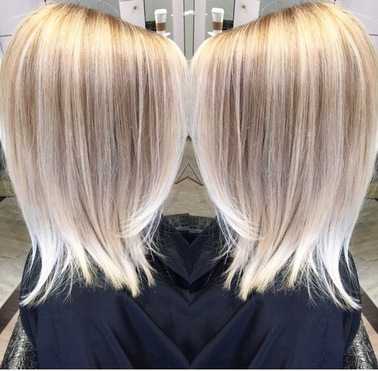 45 Adorable Ash Blonde Hairstyles: Perfect Ash/cool Blonde