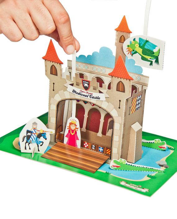 The Idea Room Free Finger Puppets