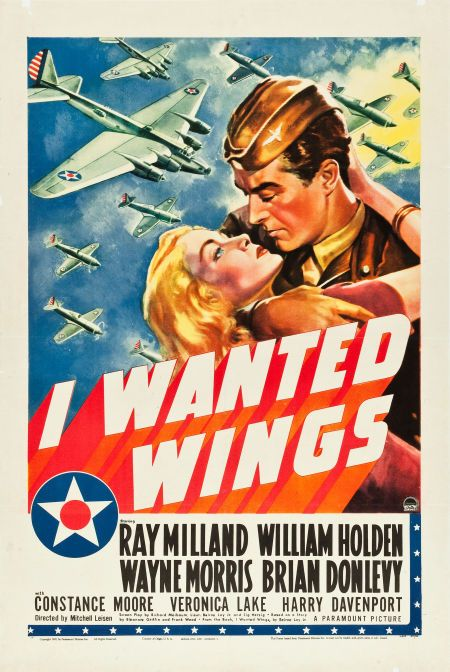 Movie Posters War I Wanted Wings Paramount 1941 One Sheet 27