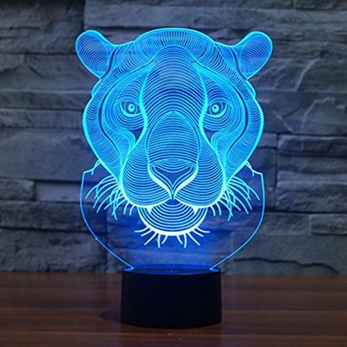 Pin By Ivan Kolev On Bedroom 3d Led Lamp Night Lamps Night Light