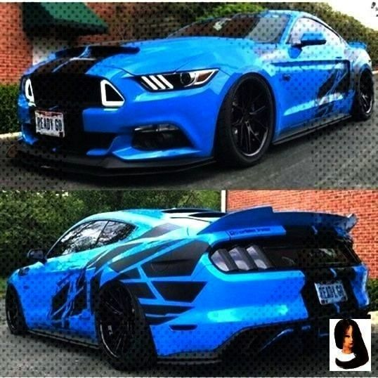 Of Mustangs?...Daily Dose Of Mustangs?...  Cars blue Daily Dose Of Mustangs???? on Instagram: Grabb