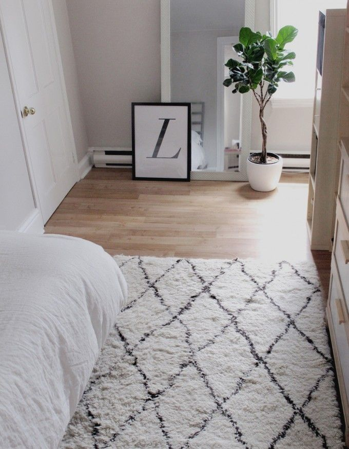 Best Luxurious Moroccan Sh*G Rug On Natural Wood Flooring And 400 x 300