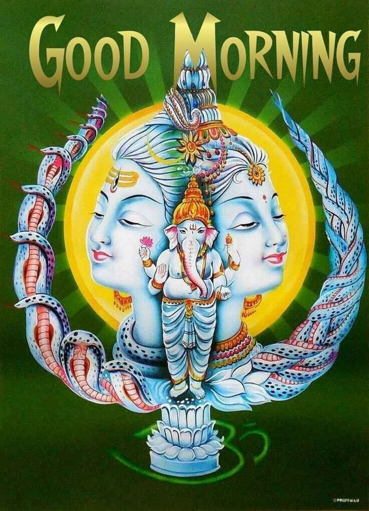 Pin by Archana Sahoo on Good Morning Hindu art, Ganesha