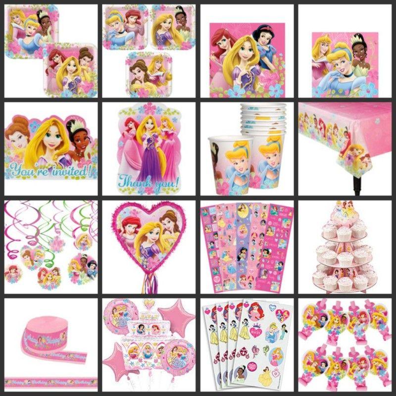 Disney Princesses Party Theme Pack :)