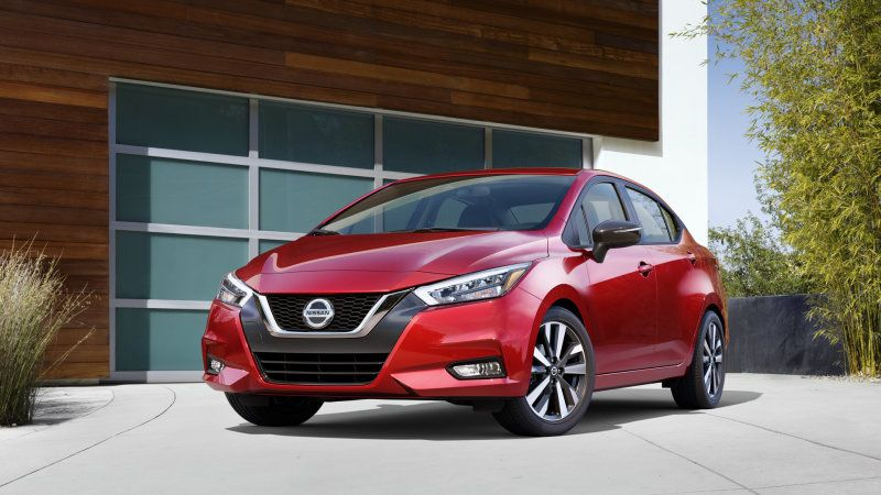 2020 Nissan Versa Makes Its Debut Nissan Versa New Nissan Nissan
