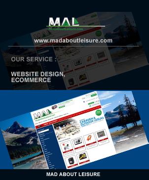 http://www.wsidigitalweb.com  Mad About Leisure website created by WSI Digital Web