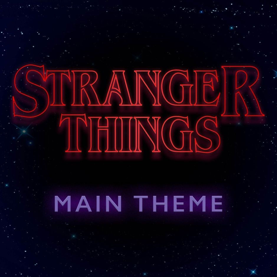Stranger Things Main Title Theme Single By Baltic House Orchestra Ad Single Theme Hous Stranger Things Theme Song Stranger Stranger Things Theme