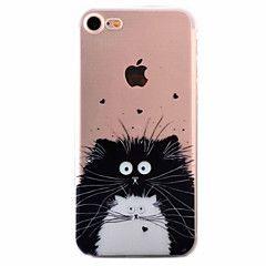 coque iphone 7 plus chat