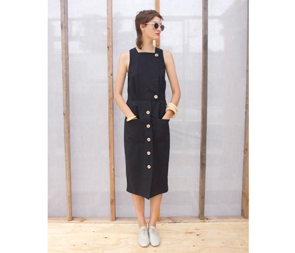 {Caren Dress} by Popomomo - fab style + it's got the same name as me! :)