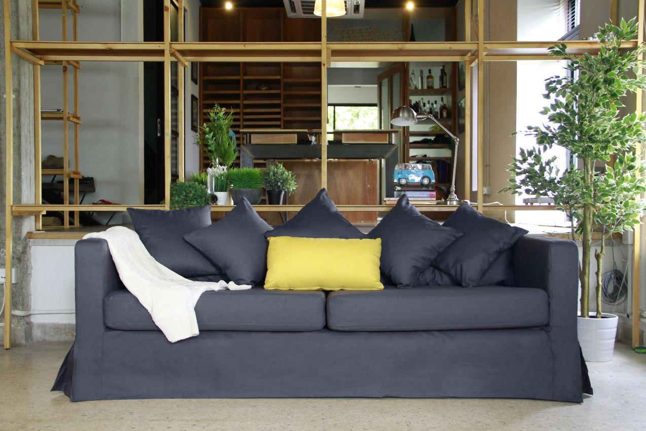 Miraculous Karlstad 3 Seater Sofa Cover Home Decor Ikea Sofa Covers Evergreenethics Interior Chair Design Evergreenethicsorg