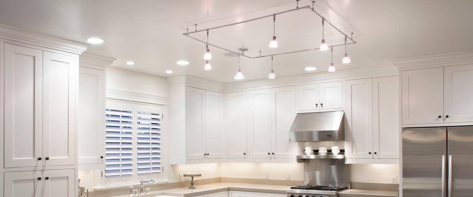 Amazing Kitchen Lighting. The Wonderful Ceiling Lights For Kitchen: Square Track  Lighting For Kitchen Ceiling