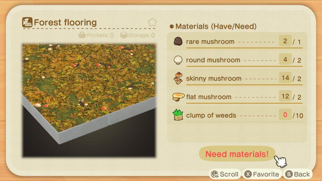 12++ Mushroom animal crossing new horizons images